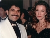 David (DJ/Bandleader) with Jane Seymour