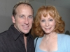 Russ (drummer) with Reba McEntire