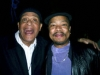 Leslie (vocalist) with Al Jarreau