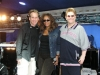 Russ (drummer) with Elton John and Donna Summer