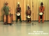 Africian Music & Dance drums