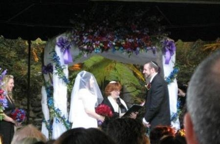 Dr. Sharone Rosen (Officiant)