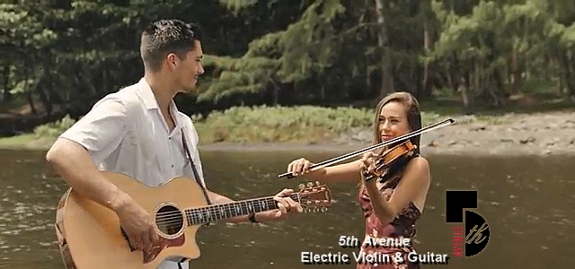 Electric Violin & Guitar