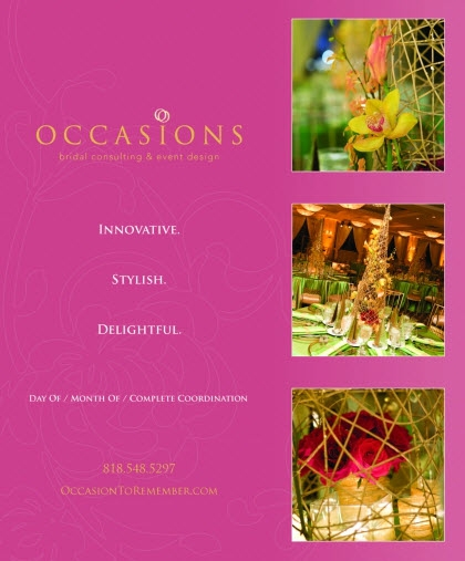 Occasions Bridal Consulting & Event Designs