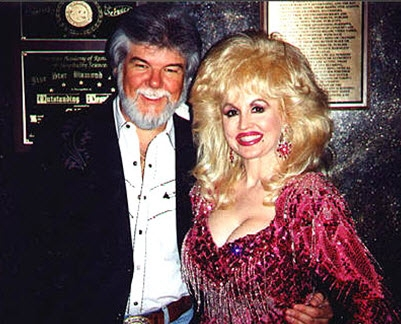 Kenny Rodgers / Dolly Parton impersonators