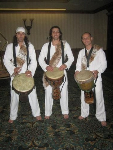 Soul Drumz (Drum & Shofar Entrances)