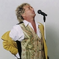Rod Stewart impersonator