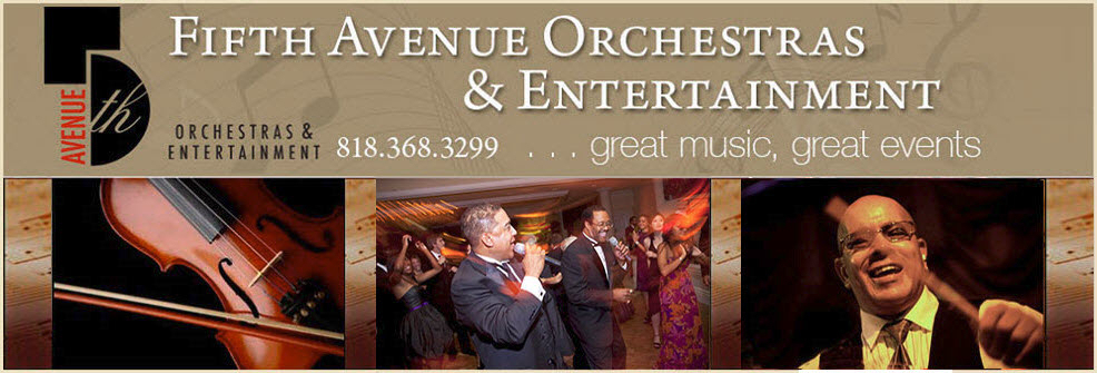 Fifth Avenue Orchestras & Entertainment