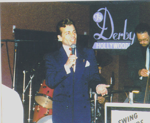 Vaughn at The Hollywood Derby