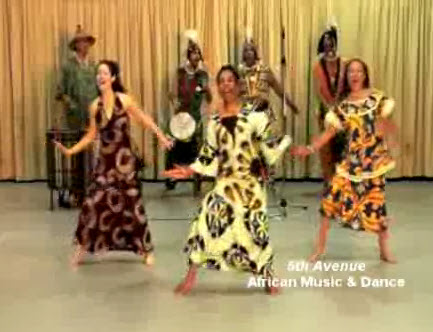 African Music and Dance